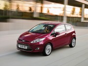 Ford Fiesta - Top Selling Car (UK)