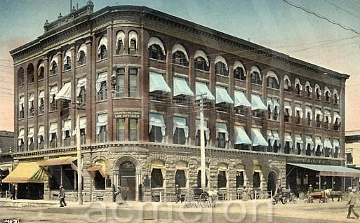 fleming building 1905