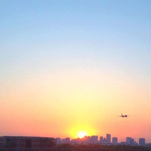 """Sunset @ the desert""  by dencinas"