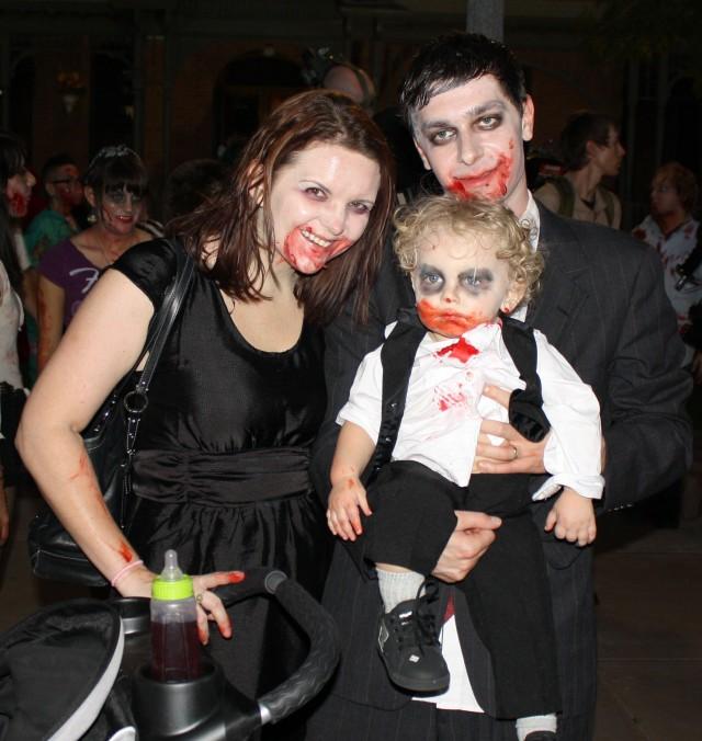 Zombie Walk_kid