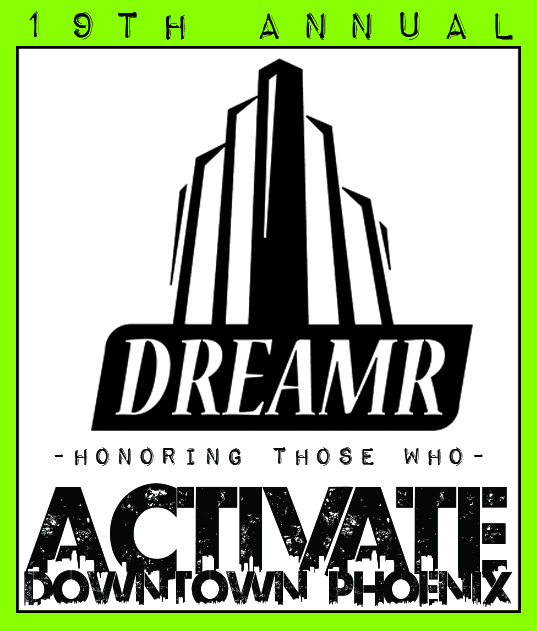 2012 DREAMR Logo & Theme