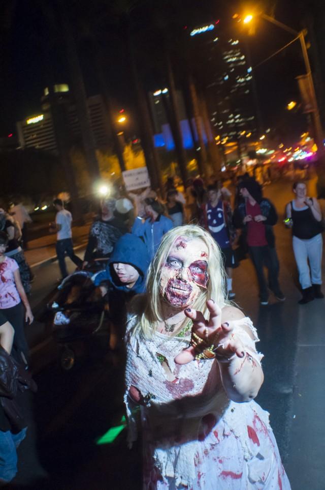Zombie Walk 4