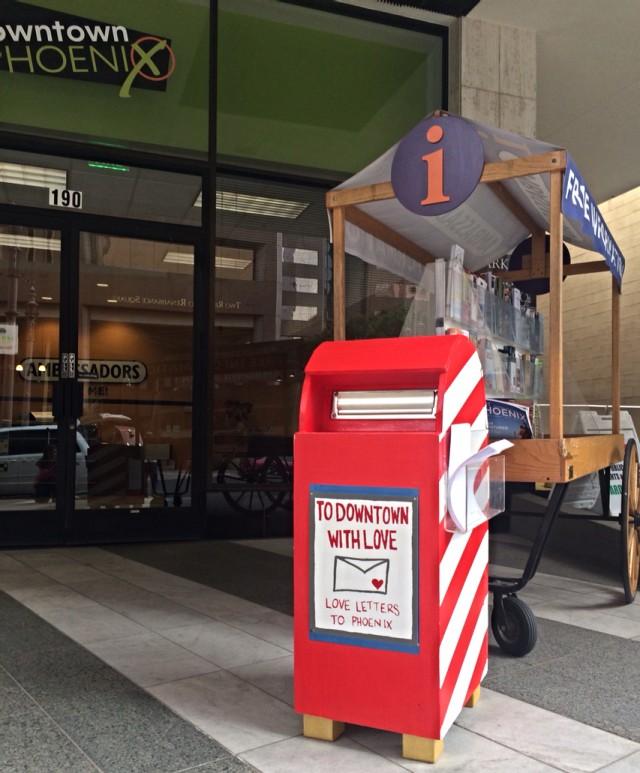 Love Box mailbox