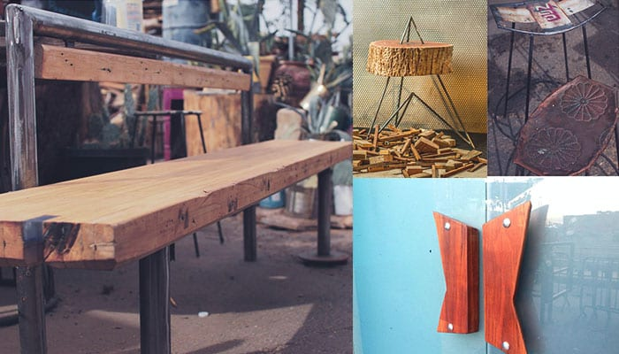 (Photos: Industrial Craftsman Furniture)