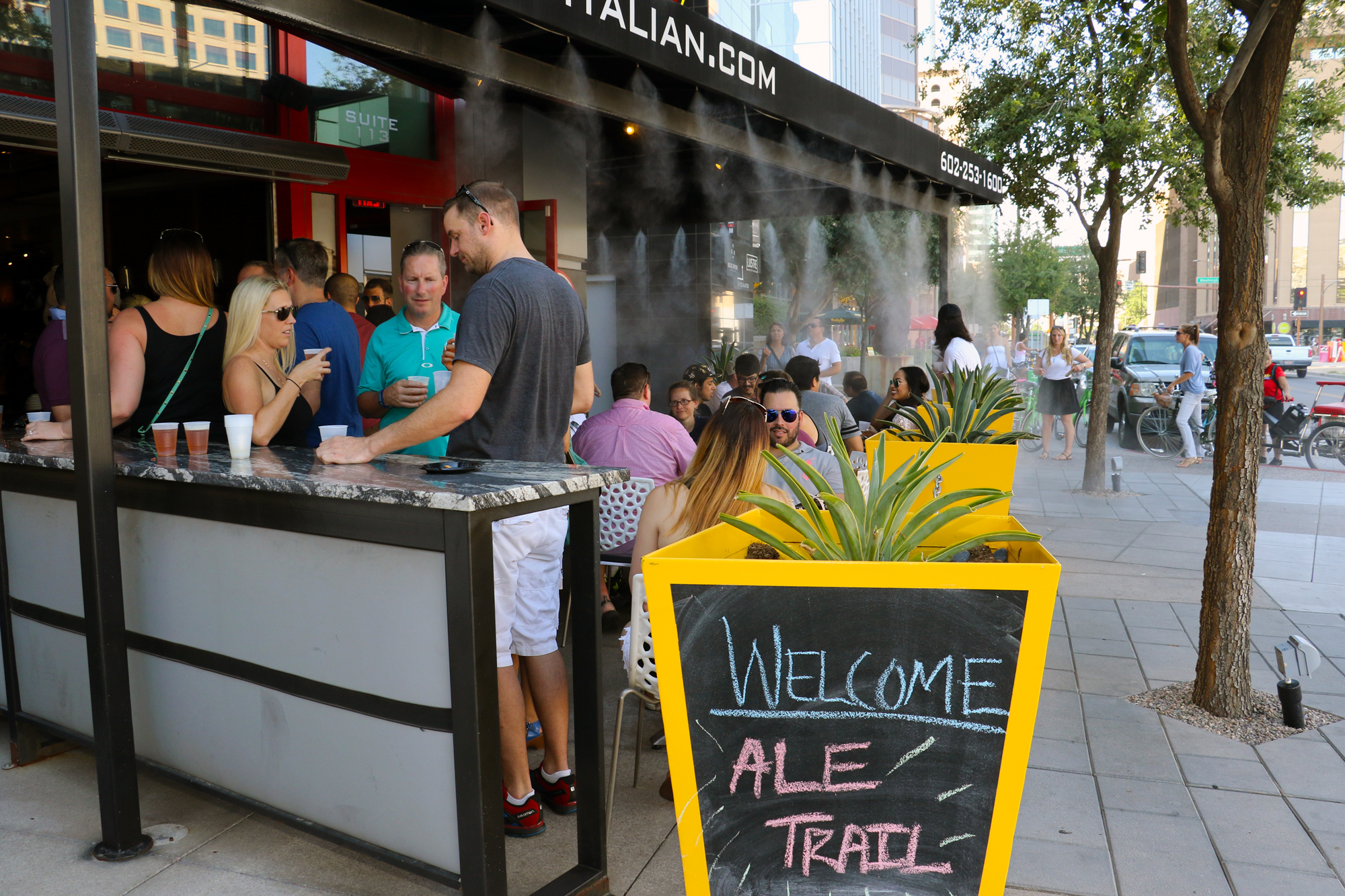 urban ale trail downtown phoenix inc