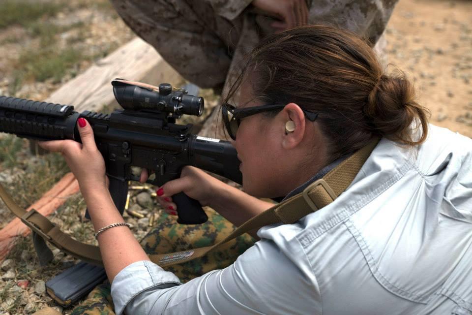 M16 MCEF 2015