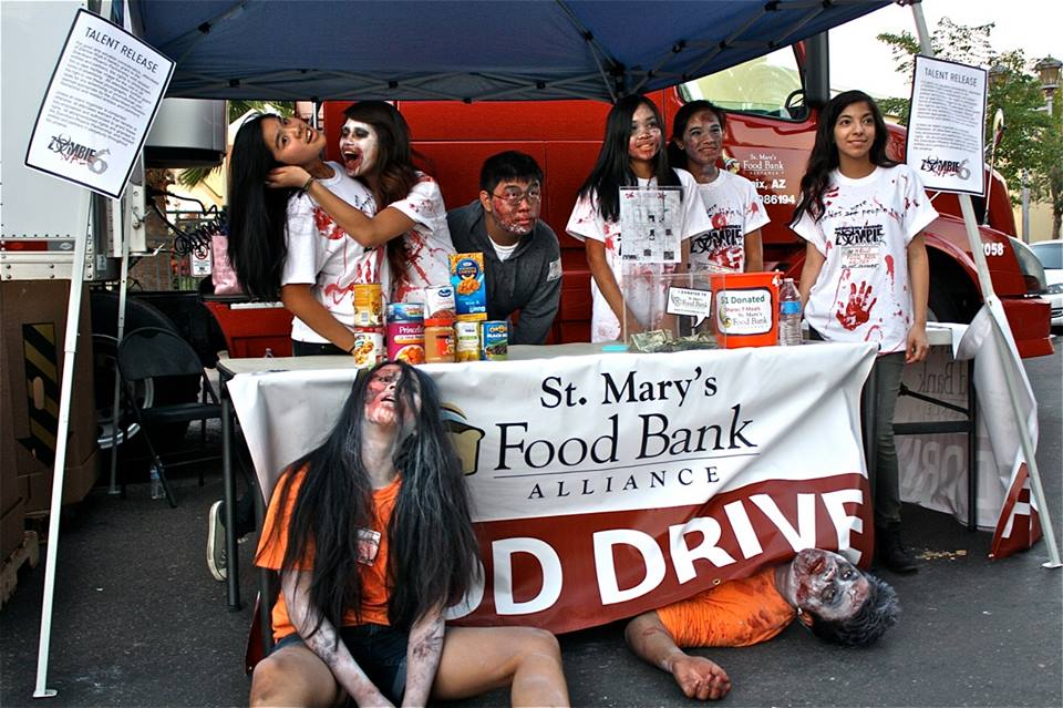 St Mary S Clothes And Food Bank