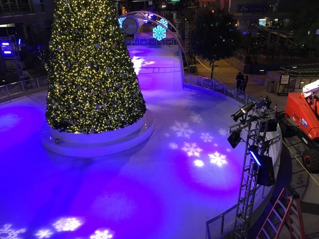 CitySkate: How does that ice stay frozen? - Downtown Phoenix