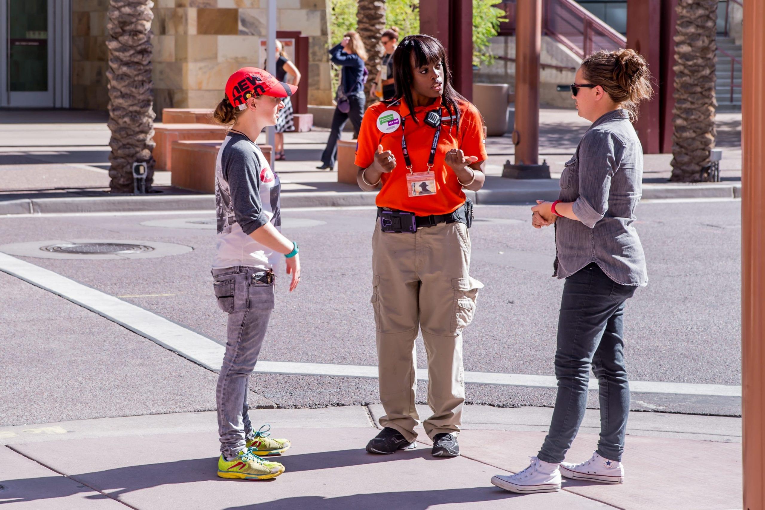 Field Services Downtown Phoenix Ambassadors