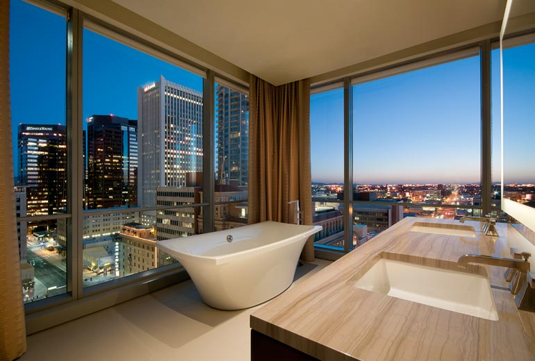 Westin Phoenix Bathroom