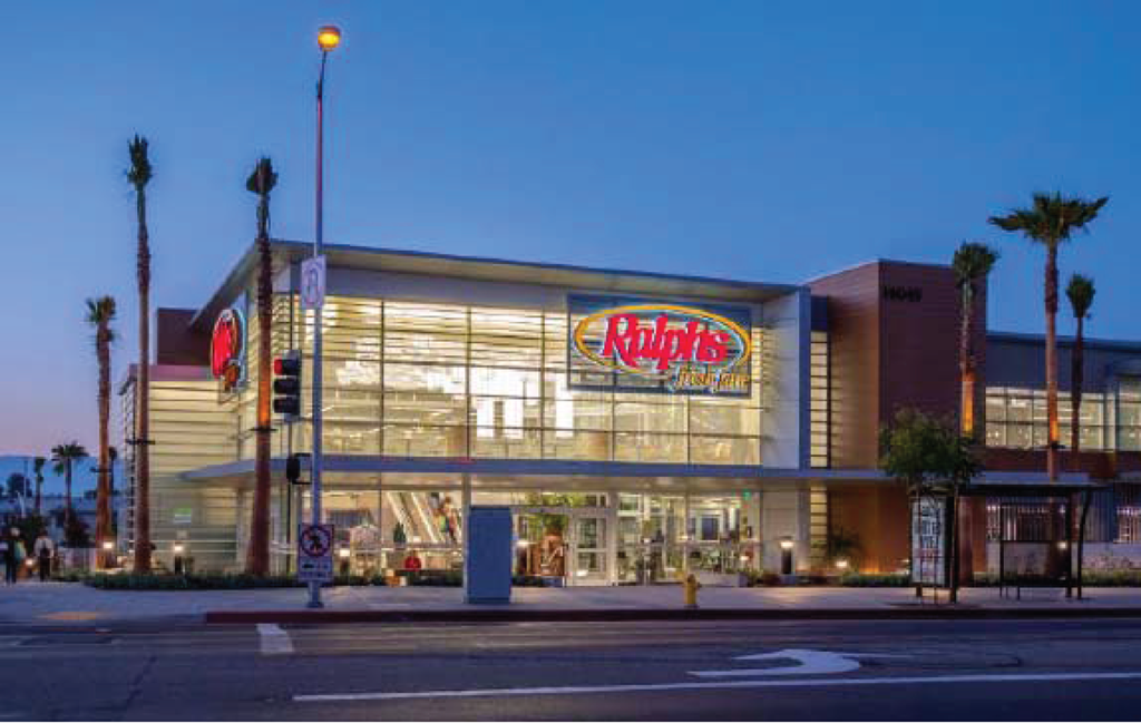 RED Development is drawing inspiration and lessons learned from the Ralph's supermarket in Los Angeles. (Image: RED Development)