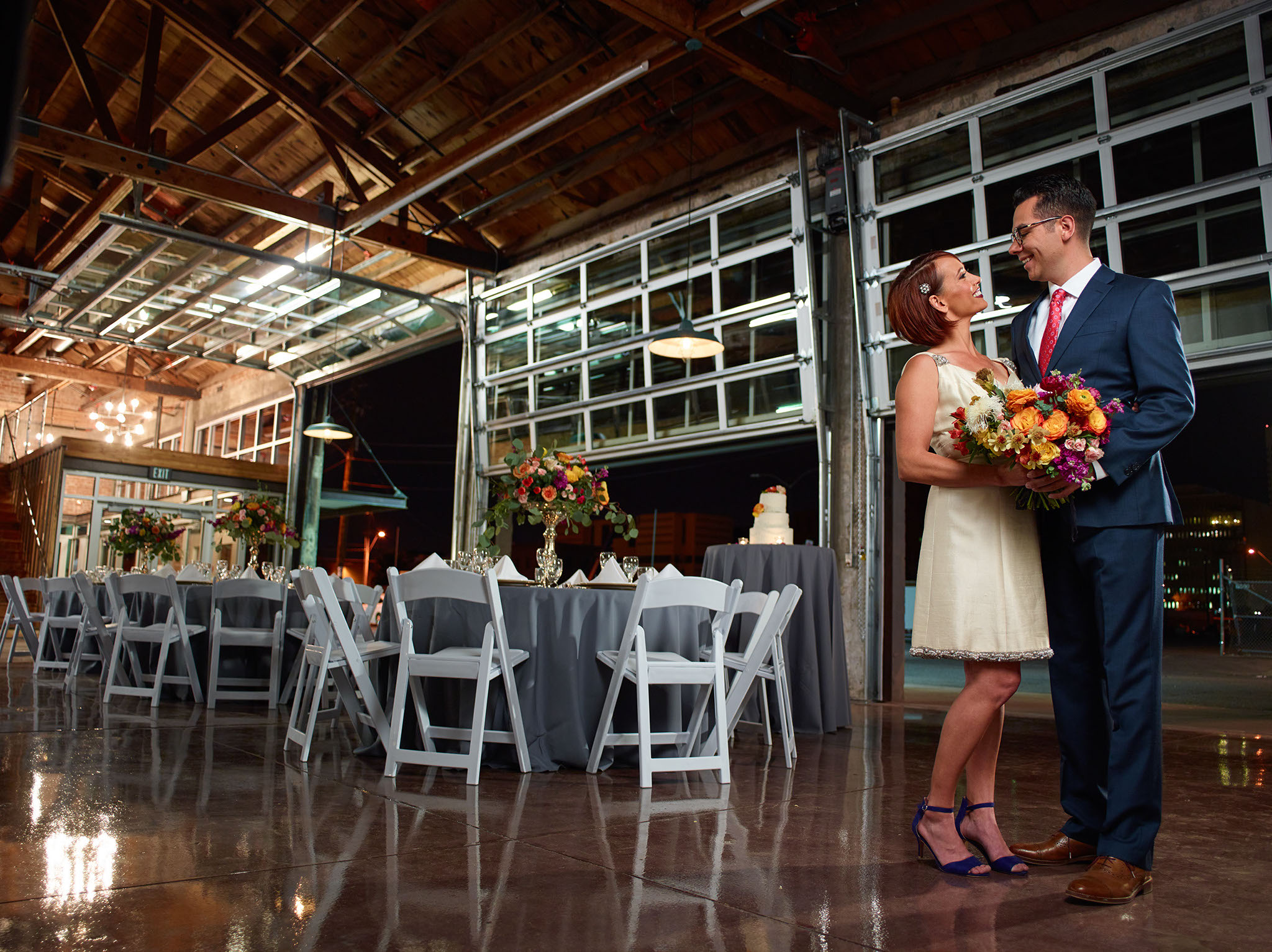 Best wedding venues in downtowns warehouse district downtown the vintage 45 junglespirit Gallery