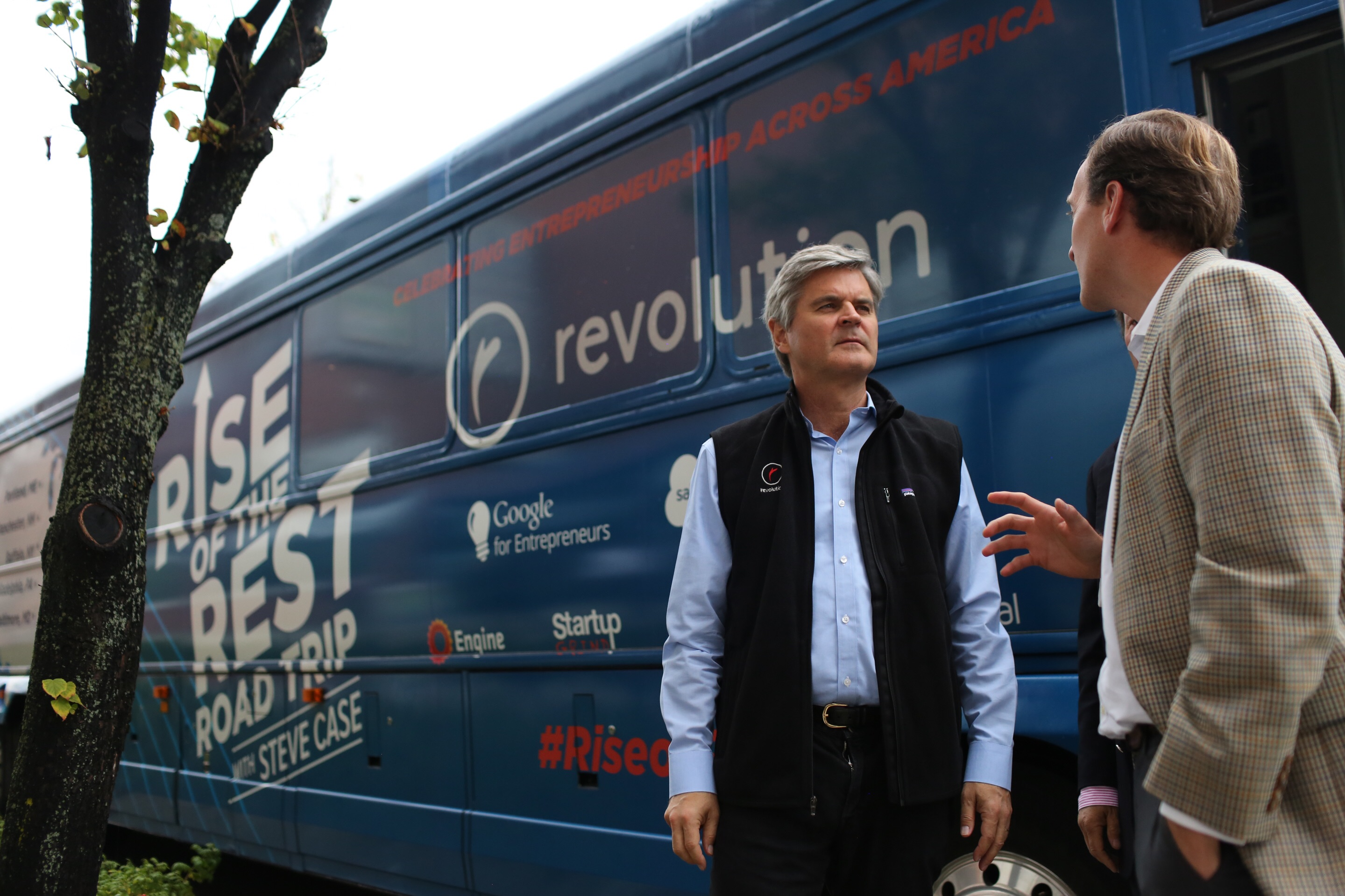 Steve Case Rise of the Rest