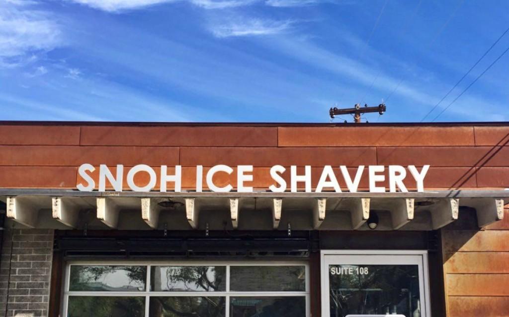 snoh-ice