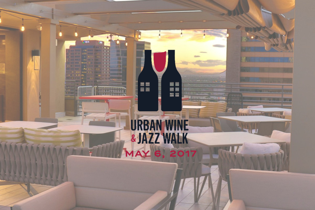 Garden Walk Dining: New Restaurants, Jazz Festival In Store For The Urban Wine