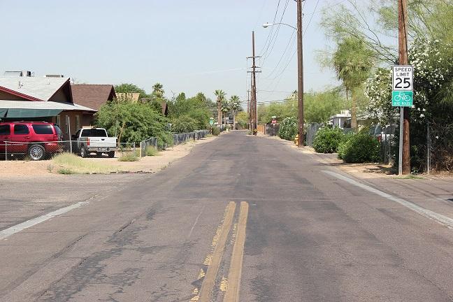 Oak Street Improvement