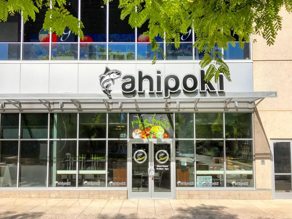 Ahipoki Bowl at CityScape Phoenix