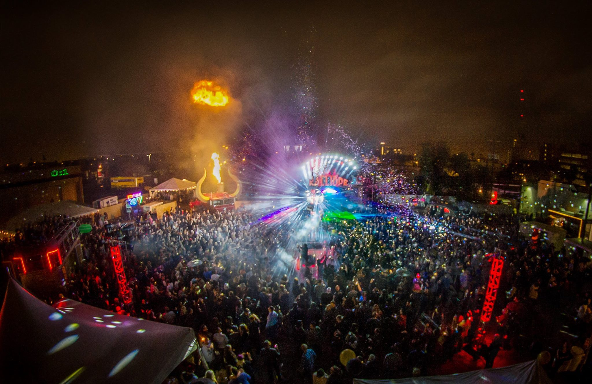 Procrastinator's Guide: 14 Best New Year's Eve Parties in ...