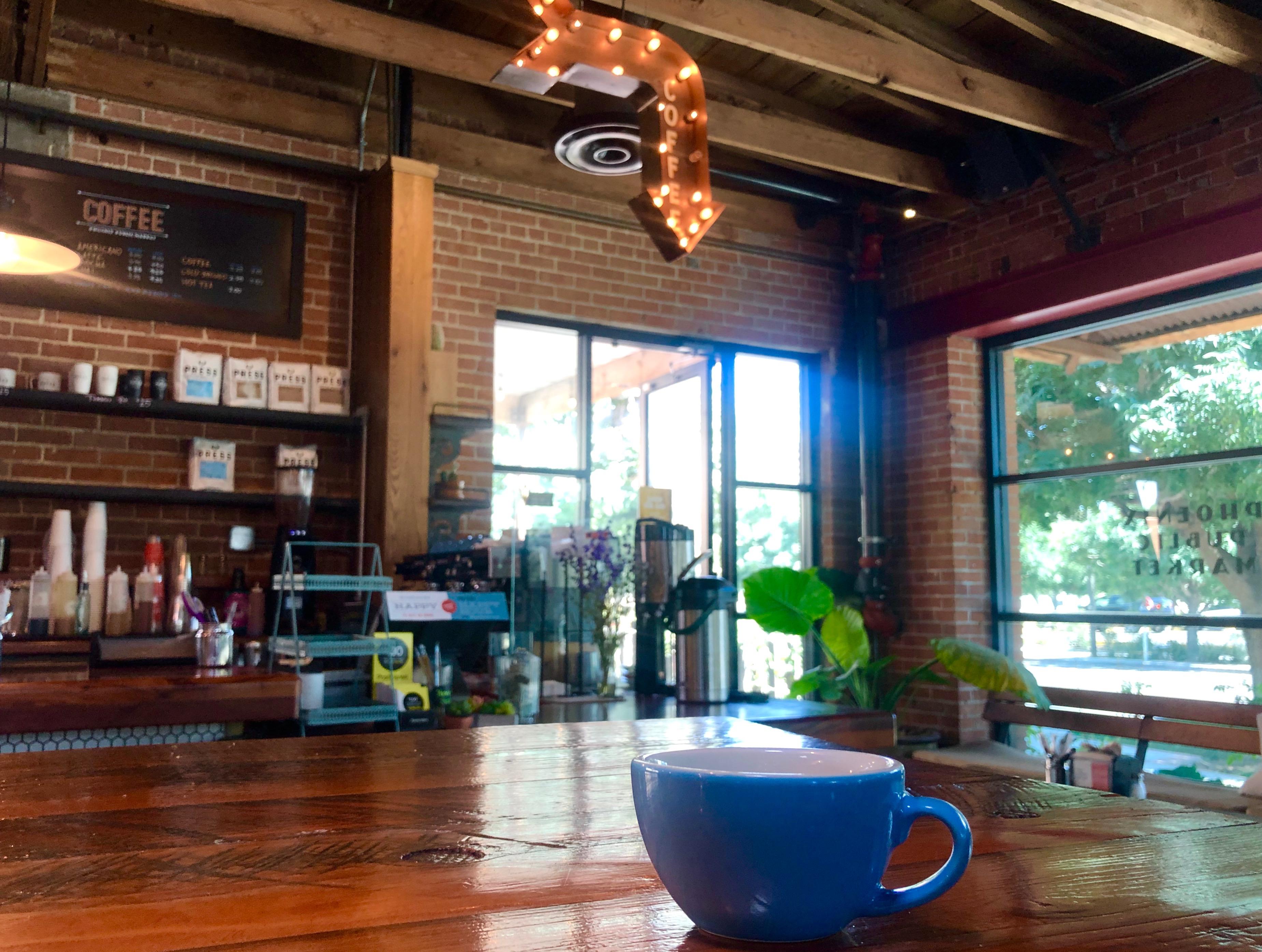 Downtown Phoenix Coffee S