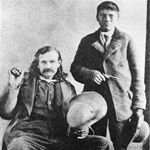 """One of the founders, John William """"Jack"""" Swilling, moved to Arizona to prospect for gold."""