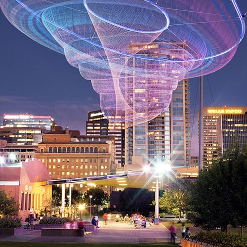 Downtown Phoenix Inc. (DPI) was formed.